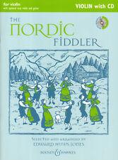 The Nordic Fiddler Songbook für Violin Violine Geige Noten mit CD