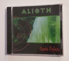 Alioth Asesino Perfecto CD BRAND NEW
