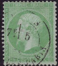 NAPOLEON SIEGE DE PARIS N° 35 OB. CAD PARIS MAI 1872  SIGNE  TB CÔTE   200 €