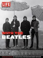 LIFE: With the Beatles - Great Photographer Series (2012, Hardcover)  BRAND NEW