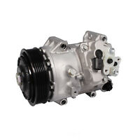 A/C  Compressor And Clutch- New   DENSO   471-1024
