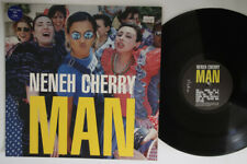 LP NENEH CHERRY Man HUTLP38 Hut Recordings UK Vinyl