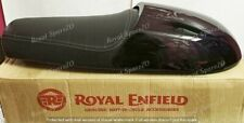 Royal Enfield Touring Dual Seat With Black Magic Cowl For Continental GT 650