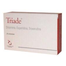 Triad Complément Alimentaire pour Microcirculation Veines Capillaire (