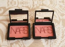 NARS Cosmetics ORGASM Blush 0.12 oz Travel Size Lot x2 Makeup Sephora NWOB