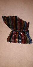V by Very Sequin Top Size 8