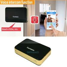 Wireless WiFi Doorbell Video Doorphone Intercom Monitor Security for Android iOS