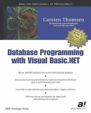 Database Programming with Visual Basic .NET-ExLibrary