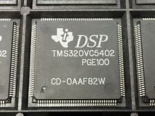 TMS320VC5402PGE100 Digital Signal Processor DSP 100MHz 8 KB ROM 144-Pin LQFP