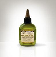 Difeel Premium Natural Hair Oil -  Coconut Oil 2.5 oz.