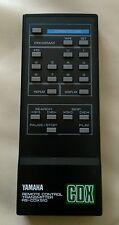 Yamaha Fernbedienung RS-CDX510 RS-CDX 510 500 SSR 35 neu original CD Tape