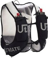 Ultimate Direction 247938 Womens Halo Hydration Running Vest Black Size Small