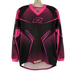 Womens Offroad Riding Gear - O'Neal MX Element Jersey - Motocross Size Small