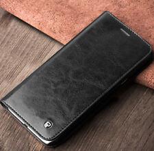 iPhone 5 5S SE Téléphone portable en cuir véritable étui housse