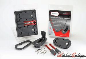 Aerocatch Locking Plus Fluh Bonnet Catch Fastener Pins 120-2100 *Genuine Item*