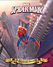Marvel Spider-Man Magical Story Book (Magical Story Lenticular Cover) By Marvel