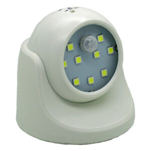 Wireless Suction Light With PIR Motion Detection Camping DIY Caravan