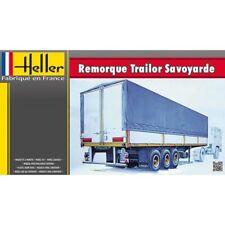 Heller 80771 Remoroque Trailor Savoyarde In 1 24