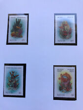 Nevis 1986 Corals II Stamps MNH