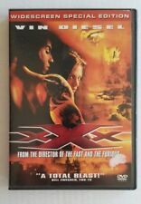 Xxx Widescreen Special Edition Dvd Vin Diesel Combined Shipping