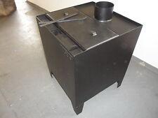 sawdust/wood shavings/wood burning workshop stoves