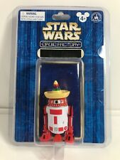 Star Wars R2-D2 Droid Action Figure Mexican Had Factory White/Red Disney Rare