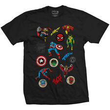 T-shirts Marvel taille S pour homme