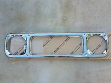 Toyota FJ40 FJ45 HJ45 HJ47 BJ40 BJ42 Land Cruiser chrome head light surround NEW