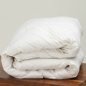 Hungarian Goose Feather & Down Duvet Single Bed All Togs Luxury Hotel Quality