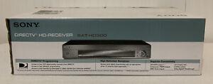 Sony SAT-HD300 DVI-HDTV Set-Top Tuner/Receiver New In Box