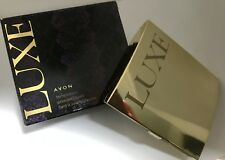 Avon Luxe Temptation Powder Blush Coral Elegance 5g RRP $24 BNIB Blusher Contour