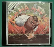 "Peter Tosh "" Mama Africa "" cd - Album 1983"