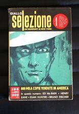 Giallo Selezione 1 - 1^ Ed. 1960 - Manhunt di New York
