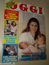 OGGI=1987/28=ROMINA POWER=ALAN JOHN HACKETT=MATHIAS RUST=JOHN HOLMES=PADULE=