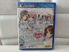 Nurse Love Addiction LR-V49 Limited Run Games Sony PS Vita Neuf New PSvita