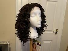 Sensational Empress Lace Front Wig Kendra, Colour 4 Dark Brown Brand New.