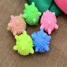 Washing Clothes Magic Decontamination Tumble Laundry Dryer Balls Soften FabricT4