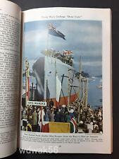 1942-04 APRIL NATIONAL GEOGRAPHIC: ANZAC-CALIFORNIA WILD FLOWERS-AUSTRALIA-EGYPT