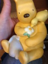 UNIQUE DISNEY CLASSIC WINNIE THE POOH AND FRIENDS SITTING LAMP AND FREE SHIPPING