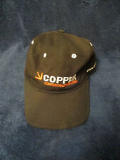 BULA Adjustable Black Copper Coca-Cola Baseball Style Cap Stapback
