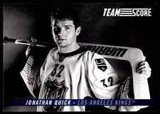 2011-12 Score Team Score Jonathan Quick #TS12