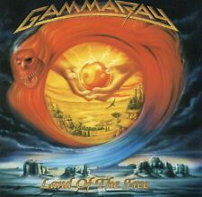 Gamma Ray Land of the Free Japan CD 13 Tracks 1995 Hard Rock No Obi VICP-5537