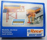 Roco 1:87 Aufsatz Streuautomat Küpper Weisser OVP 1777
