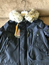 Parajumpers Right Hand Parka / Mens Medium / Navy / NWT