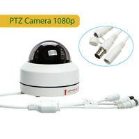 HD 1080P 2.5 inch IR AHD Auto Iris Night Vision Dome PTZ Camera Waterproof Wired