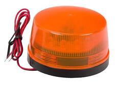24V LED Blitzlicht Orange Warnlicht Tor Flügeltor Tor Signalleuchte Blinklicht
