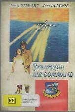 STRATEGIC AIR COMMAND JAMES STEWART & JUNE ALLYSON  NEW SEALED ALL REGION DVD