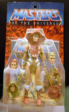 Super7 Masters of the Universe Ultimates TEELA Warrior Goddess MOC MOTU Classics