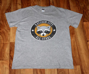 Resident Evil Raccoon City All Stars Rare T-Shirt Size M PS3 Xbox 360 Gamers
