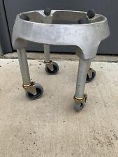 Hobart Heavy Duty Bowl Dolly for 30 Quart/ Qt Hobart Floor Mixers